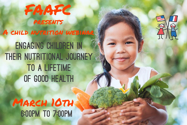 Don't Mess with Stress™ Free Webinar at the JCC, Thursday, March 11th; Child Nutrition Webinar, March 10th–Free!