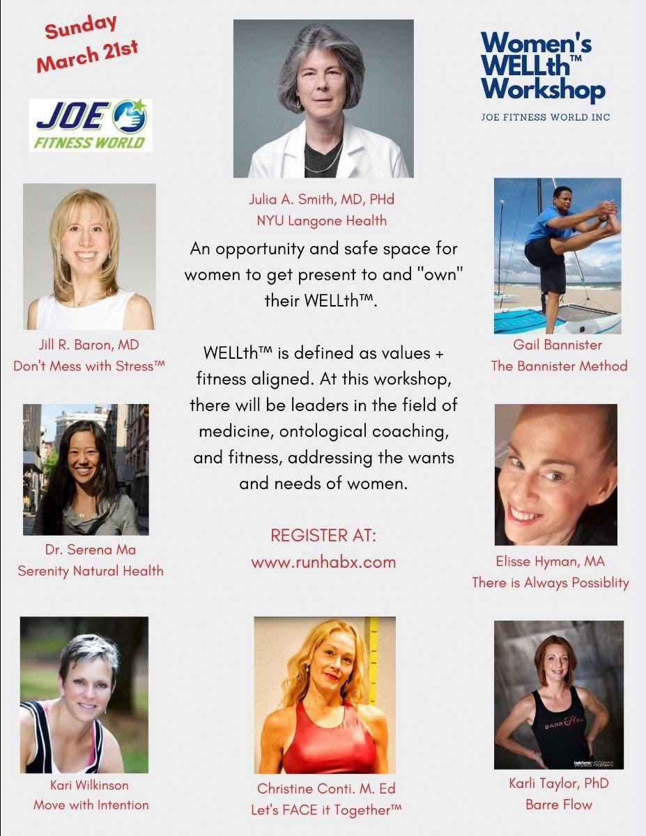 Women's Wellth Workshop