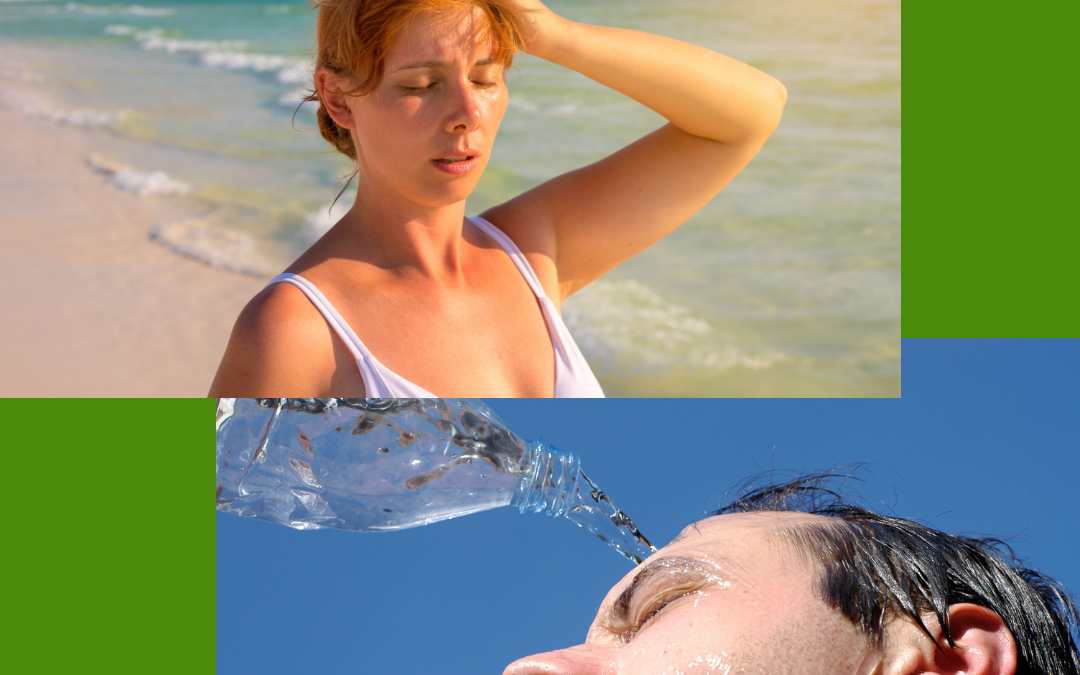 How to Stay Cool in the Heat and Hear Dr. Jill Help You Beat Burnout
